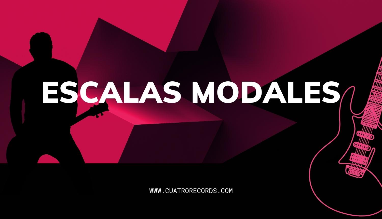 ESCALAS MODALES